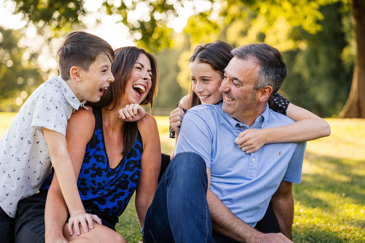 Northamptonshire Family Portrait Photographer