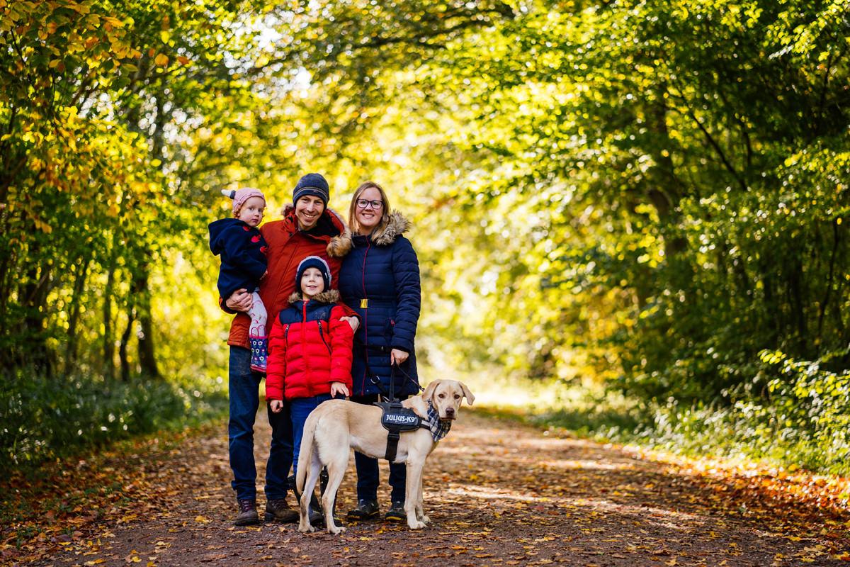 Northampton Family Portrait Photographer