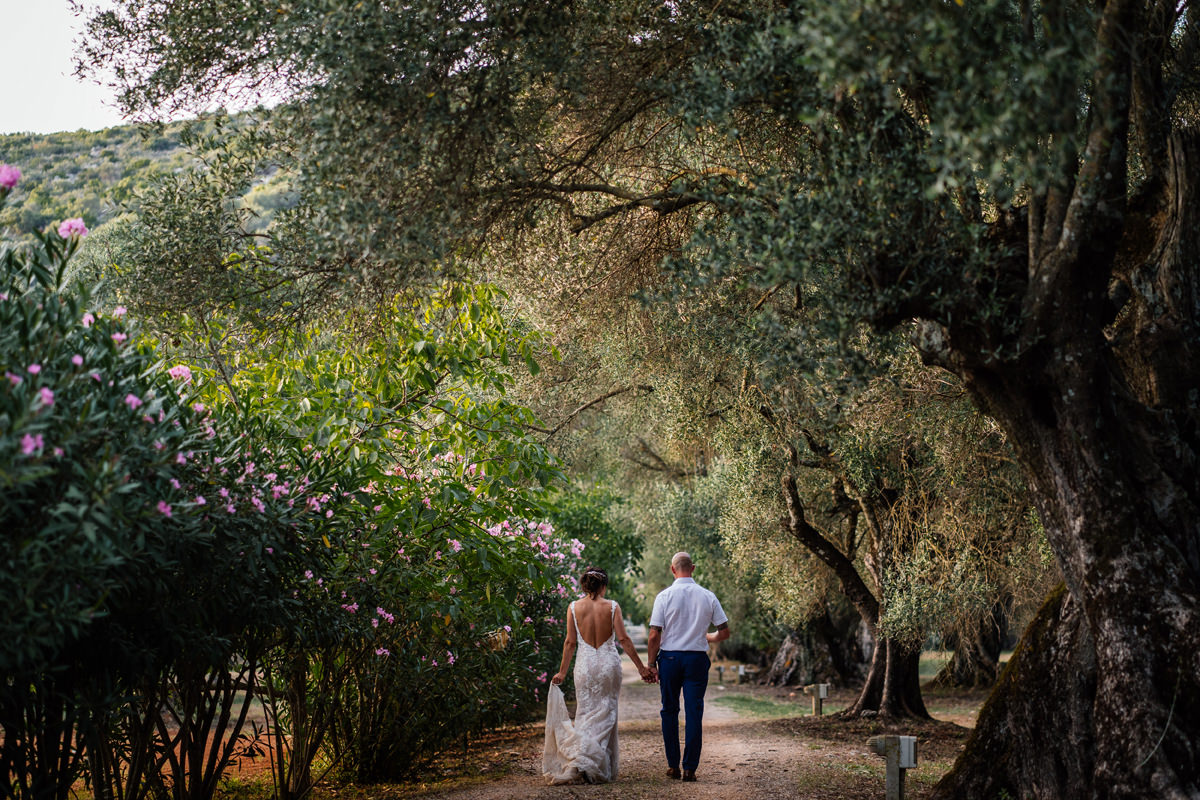 Gentilini Retreat wedding photography