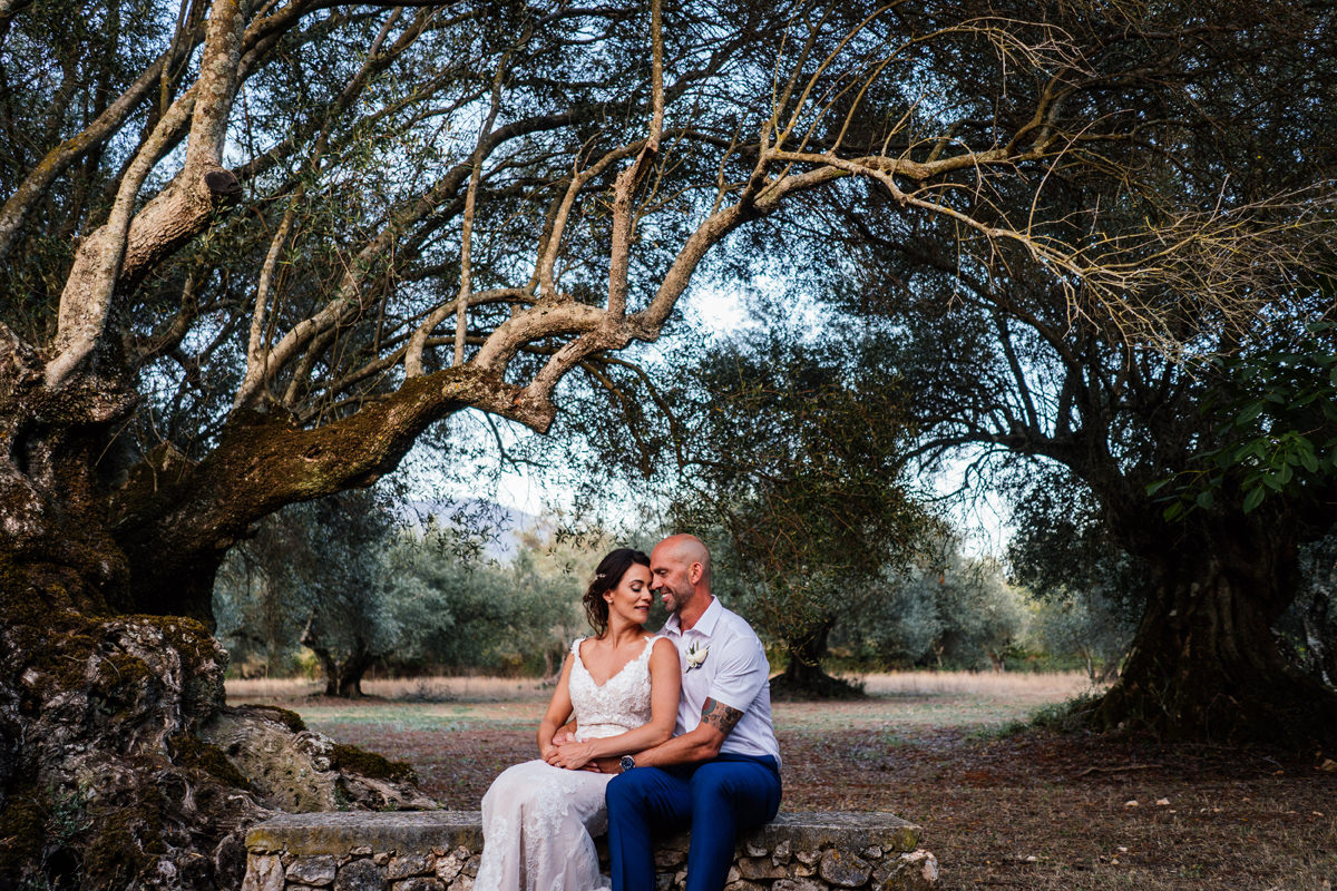 Gentilini Retreat wedding photographer