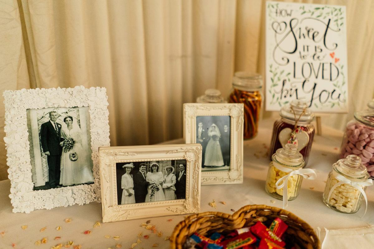 wedding details photos of family weddings