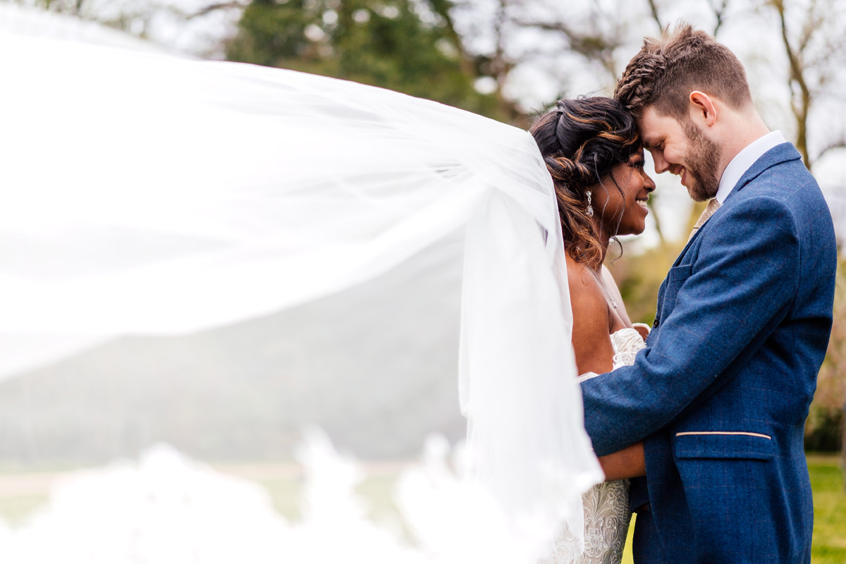 West Lodge Park Hotel Wedding Photographer