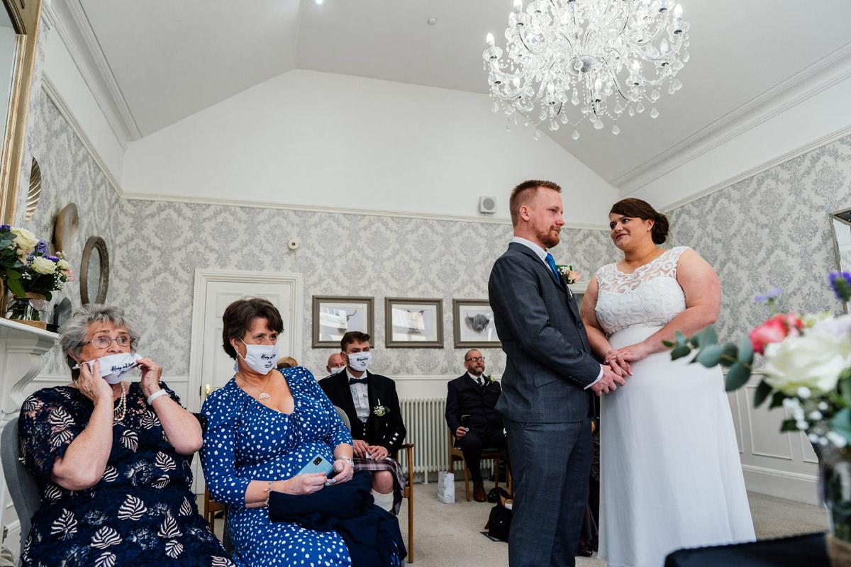 Northampton Micro Wedding Photography