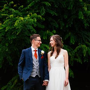 Helen & Marcus Wedding