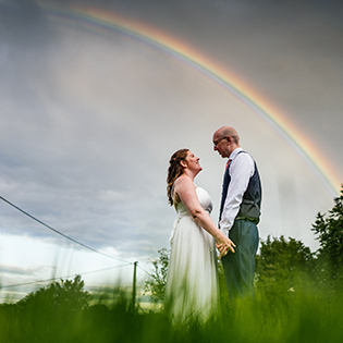 Charlotte & Rob Wedding